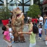 Baby T-Rex – Si lascia accarezzare