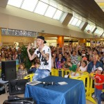Clementino incontra i fan